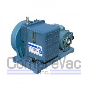Rugged Belt Drive Vacuum Pumps l DUOSEAL®