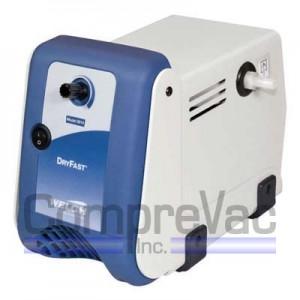 DryFast® PTFE Diaphragm Pumps