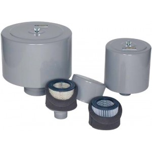 Large Port Paper Inlet Filters