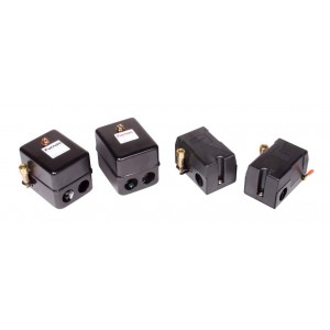 Pressure Switches - Larger Compressors