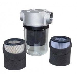 T Style Vacuum Filters (Plastic Bowl)
