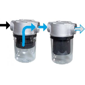 Extreme Duty Inlet Filters Pre-Cleaner