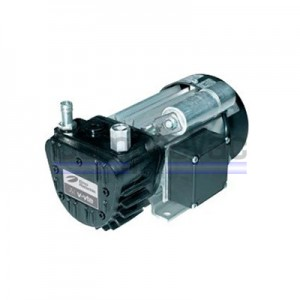 DTE Dry running rotary vane compressors for low pressure operation.